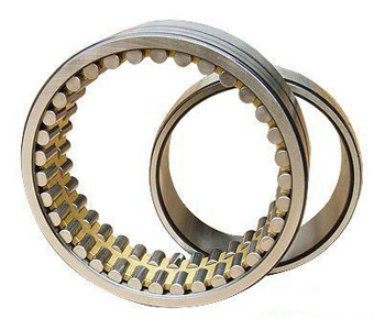 Double row cylindrical bearing